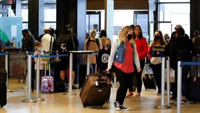 Mỹ: Bổ sung 116 quốc gia vào danh sách khuyến cáo không du lịch
