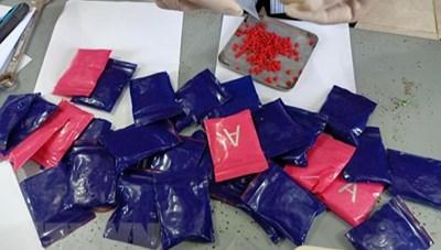 Sơn La: Bắt giữ đối tượng mua bán ma túy tổng hợp