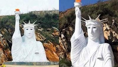 Tự do 'nhái' nghệ thuật