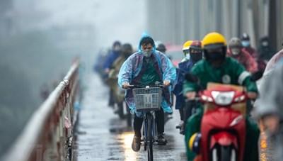 Bắc Bộ trời lạnh, Trung Bộ và Nam Bộ mưa dông dịp nghỉ lễ 30-4