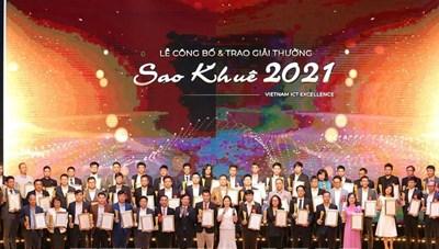 180 Giải thưởng Sao Khuê năm 2021