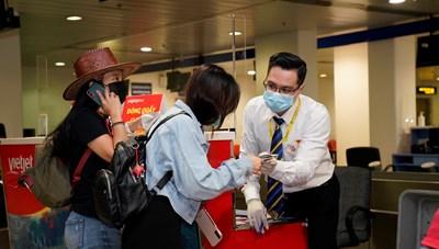 Vietjet và Bảo hiểm HD bảo hiểm dịch bệnh cho khách bay