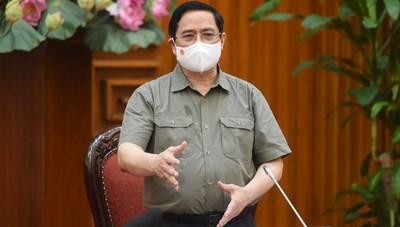 Dịch Covid-19: Thủ tướng yêu cầu Đà Nẵng, Hà Nam, Yên Bái kiểm điểm, xử lý trách nhiệm