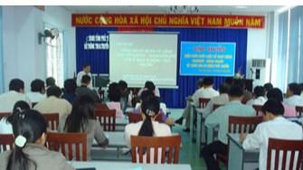 Phú Yên: Nâng cao nhận thức về pháp luật cho cán bộ cơ sở