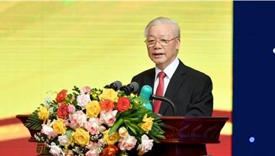 Tổng Bí thư Nguyễn Phú Trọng: Ngành ngân hàng 'là huyết mạch của nền kinh tế'