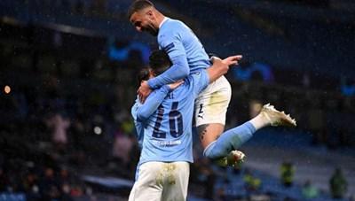 Man City lập kỷ lục ấn tượng khi vào chung kết Champions League