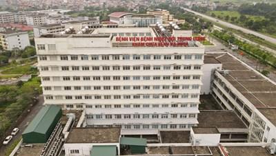 Khẩn cấp chống Covid-19: Bệnh viện Bệnh Nhiệt đới Trung ương (cơ sở 2) bị cách ly