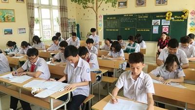 Quảng Ninh: Hoàn thành kiểm tra học kỳ 2 trước ngày 10/5