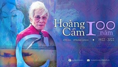 Chuỗi sự kiện kỷ niệm 100 năm ngày sinh nhà thơ Hoàng Cầm