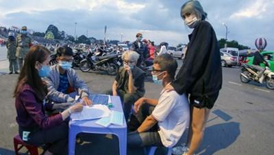 Lâm Đồng tăng cường kiểm tra, xử phạt tình trạng du lịch tự phát, ảnh hưởng công tác phòng, chống dịch