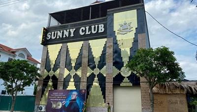 Khởi tố hai vụ án liên quan đến quán bar Sunny ở Phúc Yên