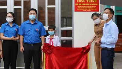Quảng Ninh: Khánh thành 'Ngôi nhà khăn quàng đỏ' cho học sinh