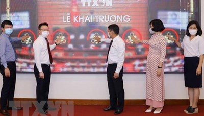 Thông tấn xã Việt Nam ra mắt trang thông tin đặc biệt về bầu cử