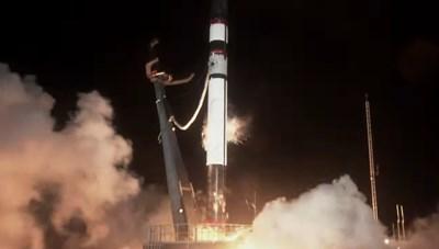 Tên lửa của Rocket Lab phát nổ ngay sau khi phóng