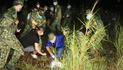 Phá đường dây đón người nhập cảnh trái phép vào Việt Nam