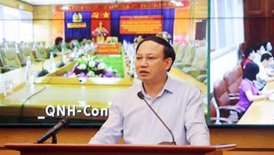 Quảng Ninh thiết lập Trung tâm điều hành của Ban Chỉ đạo, Ủy ban bầu cử tỉnh