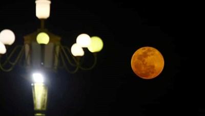Nguyệt thực toàn phần và siêu trăng lớn nhất sắp xuất hiện trong tuần này