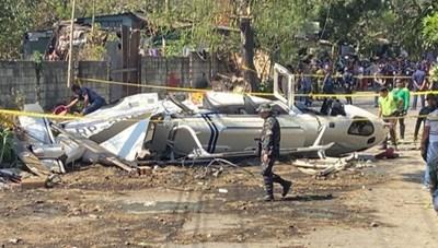12 người thiệt mạng trong vụ rơi máy bay quân sự tại Myanmar