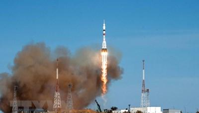 Nga đàm phán đưa các nhà du hành vũ trụ quốc tế lên Trạm ISS