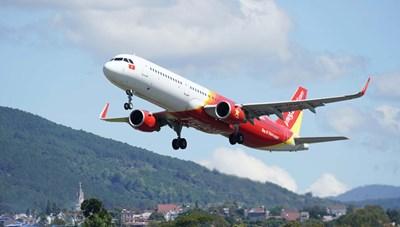 Vietjet thử nghiệm ứng dụng chứng nhận sức khoẻ số IATA Travel Pass