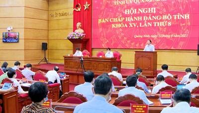 Quảng Ninh: Phấn đấu đạt mục tiêu tăng trưởng GRDP hai con số trong năm 2021