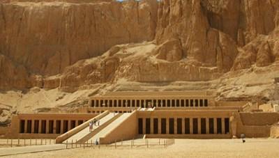 Bí mật về nghĩa trang 'khủng' của các Pharaoh nổi tiếng Ai Cập
