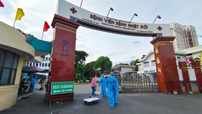 Chung tay cùng Bệnh viện bệnh Nhiệt đới TP HCM phòng, chống Covid-19
