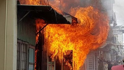 Đề phòng hỏa hoạn