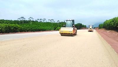 Quảng Ninh: Cấm đường phục vụ thi công cao tốc Tiên Yên - Móng Cái