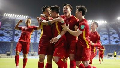 Thầy trò HLV Park Hang Seo nhận 'mưa thưởng nóng' sau kỳ tích lịch sử