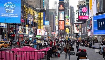 Tỷ lệ tiêm chủng cao, New York (Mỹ) dỡ bỏ biện pháp hạn chế phòng dịch