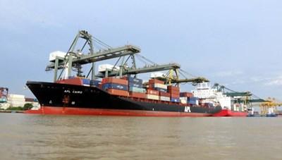 6 tháng đầu năm, hàng container qua cảng biển tăng 22%