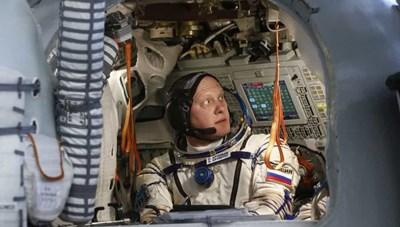 [ẢNH] Khoảnh khắc hiếm hoi về cuộc sống của các phi hành gia trên Trạm Vũ trụ Quốc tế (ISS)