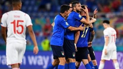 EURO 2020, ngày 20/6: Tâm điểm Italia - Xứ Wales