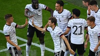 Ba trụ cột đội tuyển Đức chấn thương sau chiến thắng trước Bồ Đào Nha