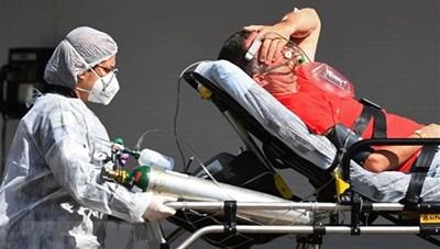 Brazil trở thành nước thứ 2 vượt mốc 500.000 người tử vong do Covid-19