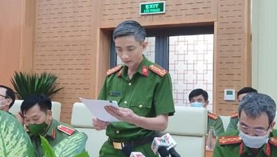 Bộ Công an: Liên quan vụ Vũ 'nhôm', ông Nguyễn Duy Linh bị khởi tố tội 'Nhận hối lộ'