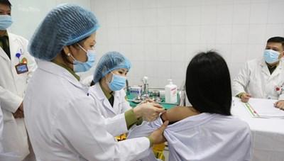 Sức khỏe 1.000 tình nguyện viên tiêm thử nghiệm Nanocovax ổn định