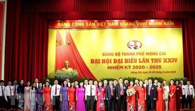 Tháng 7, Quảng Ninh hoàn thành đại hội đảng bộ cấp huyện