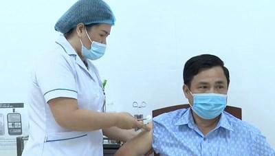 Điện Biên: 23/58 bệnh nhân mắc Covid-19 được điều trị khỏi bệnh