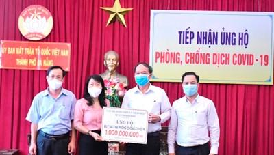 Đà Nẵng: Vận động được trên 40 tỷ đồng mua vaccine