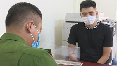 Quảng Ninh: Bắt giữ thêm 1 đối tượng làm giả 'dấu kiểm dịch' Covid-19