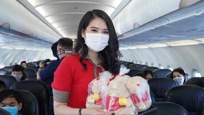 Đặt vé 0 đồng Vietjet bay từ Hà Nội đi khắp Việt Nam trong 3 ngày