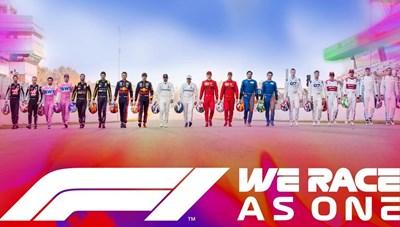 F1 bắt đầu mùa giải 2020 với thông điệp về sự bình đẳng