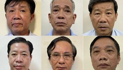 Khởi tố, bắt tạm giam cựu Chủ tịch Bình Dương và 5 lãnh đạo tỉnh