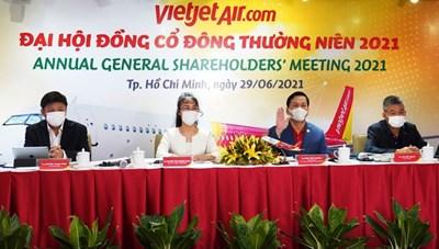 Vietjet đặt kế hoạch 2021 doanh thu hợp nhất tăng 20%