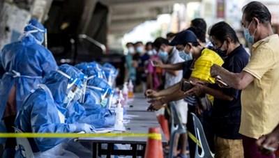 Đông Nam Á 'nóng' vì biến thể Covid