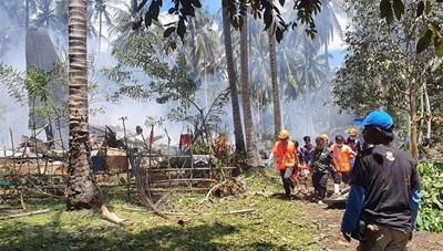 45 người đã thiệt mạng trong vụ rơi máy bay quân sự tại Philippines