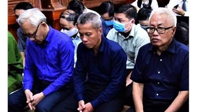 Xử 'Đại án' Ngân hàng Đông Á: Ông Trần Phương Bình nhận trách nhiệm