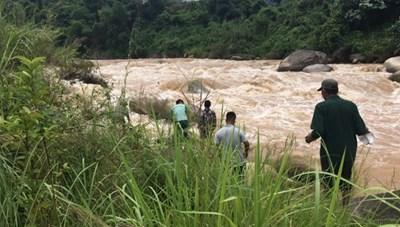 Lai Châu: Tìm thấy một thi thể công nhân thủy điện bị lũ cuốn trôi
